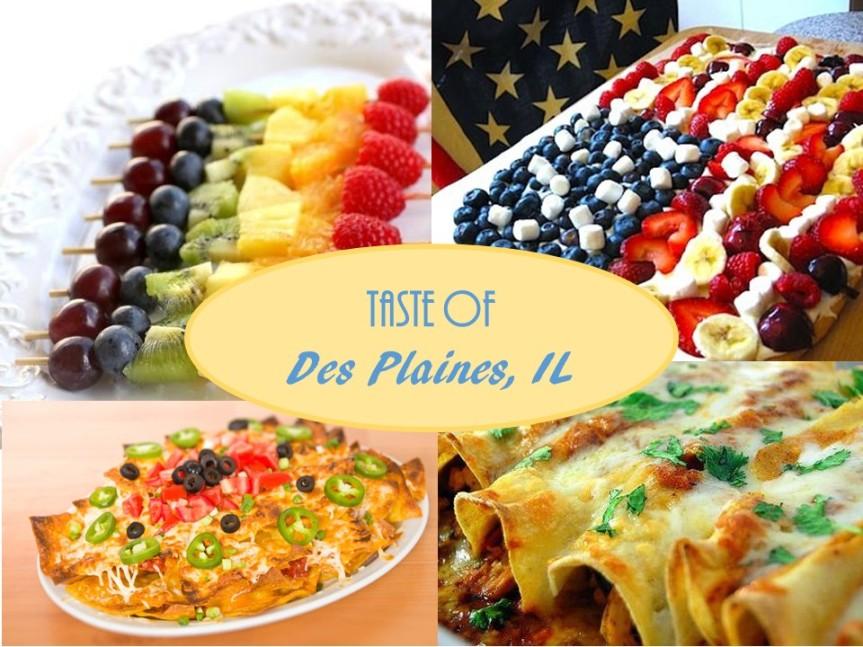 Taste of Des Plaines,IL