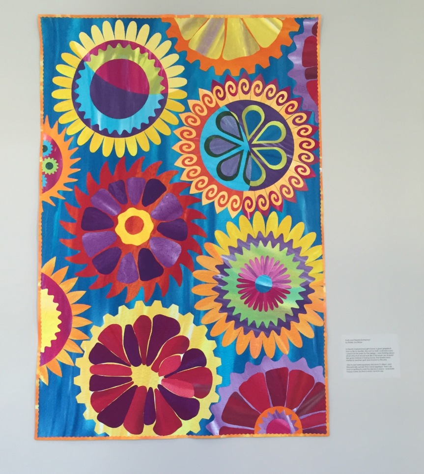 Quilt Display – University of Chicago Medical Center