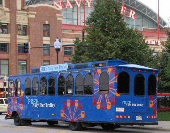 Free Trolley Days