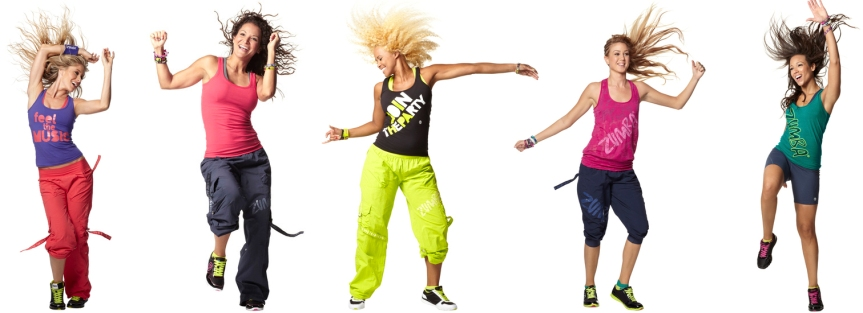 Let's Zumba!