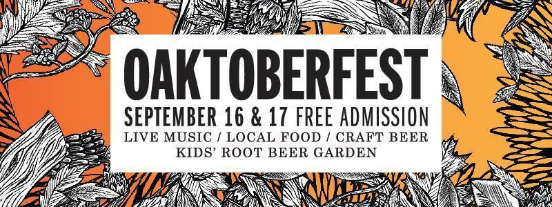 Oaktober Fest in Downtown Oak Park