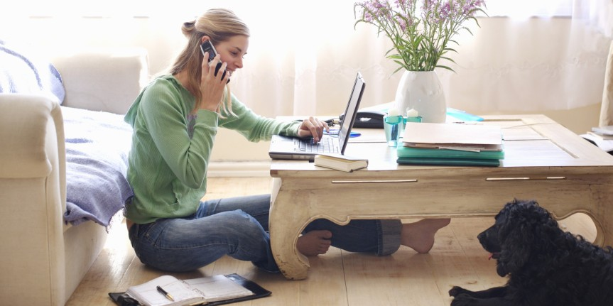 CONTRIBUTION: How to Find a Work-from-home Position