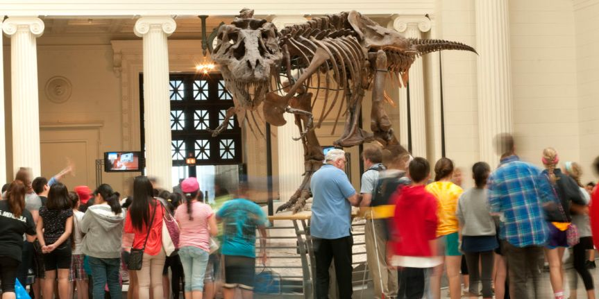 Field Museum FREE Days forDecember